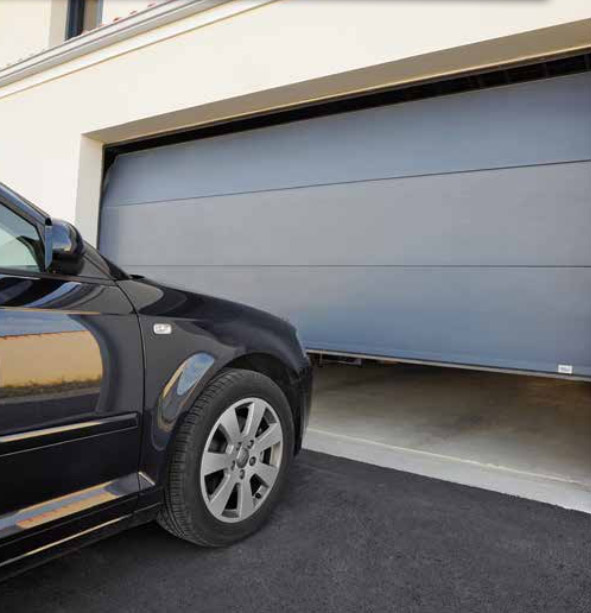 Porte de garage sectionnelle ou enroulable - Porte de garage sectionnelle ou enroulable ...